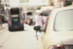 Car in city Stock Photo