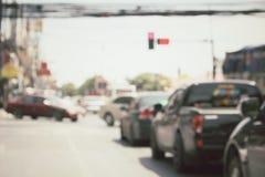 Car in city Stock Image