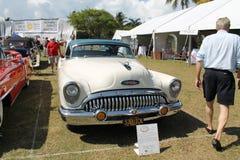 Car classic americana Stock Photography