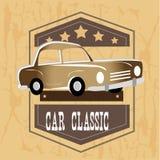 Car classic Stock Image