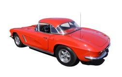 car classic red Στοκ φωτογραφίες με δικαίωμα ελεύθερης χρήσης