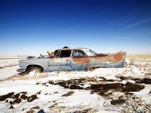 car classic rusted Στοκ Εικόνα