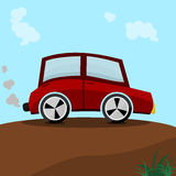 Car Clipart Royalty Free Stock Image
