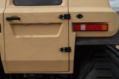 car close up Στοκ Φωτογραφίες