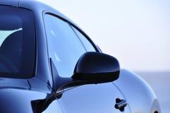 Car in closeup Royalty Free Stock Photo