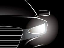 Car closeup Stock Image