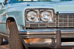 Car Closeup Stock Photo