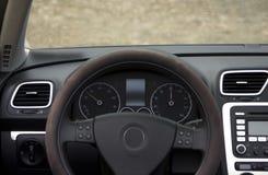 car cluster instrument στοκ εικόνα
