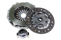 Car clutch Royalty Free Stock Photography