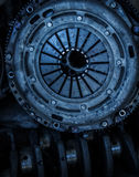 Car clutch disk Stock Photos