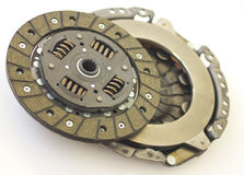 Car clutch isolated Stock Photos