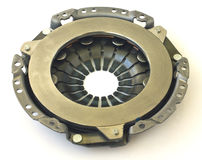 Car clutch isolated Royalty Free Stock Images