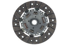 Car clutch  plate Royalty Free Stock Photo