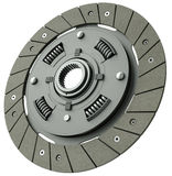 Vehicle clutch plate Stock Images