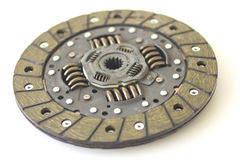 Car clutch  Royalty Free Stock Images