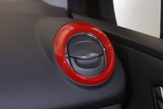 Car cockpit detail Royalty Free Stock Photography
