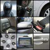 Car collage