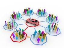 Car concept Stock Photo
