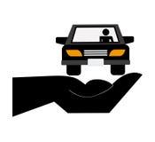 Car concept. Design, vector illustration eps10 graphic Royalty Free Stock Photos