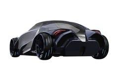 Car concept futuristic Stock Image