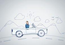 Car concept Stock Photography