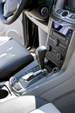 Car console royalty free stock image