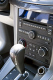 Car console Royalty Free Stock Images