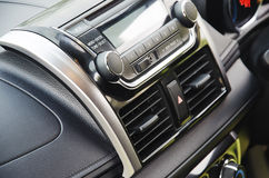 Car console Stock Photography