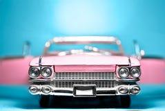 Car Convertible modelo Foto de archivo libre de regalías