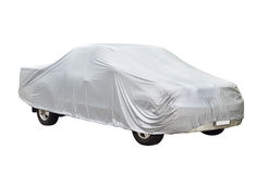 Car cover Stock Images