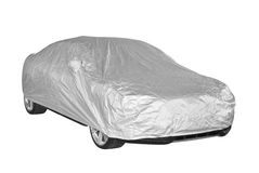 Car cover Stock Photos