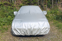 Car cover Royalty Free Stock Photos