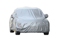 Car cover Royalty Free Stock Image