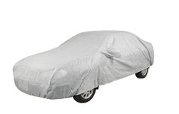 Car cover sheet Stock Photography