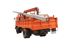 Car Crane Royalty Free Stock Photography