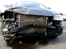 Free Car Crash Royalty Free Stock Photos - 102638