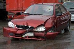 Free Car Crash Stock Photography - 10792082