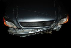 Car crash Royalty Free Stock Photo