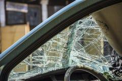 Car crash Royalty Free Stock Photos