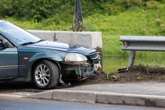 Car crash, insurance Royalty Free Stock Images