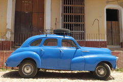 Car in Cuba Stock Images