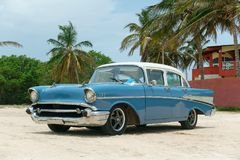 Car of Cuba Stock Images