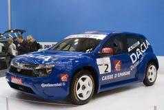 Car Dacia-Andros Stock Image