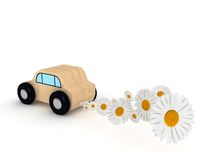 Car daisy Stock Images