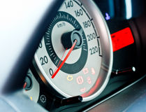 Car dash baord Royalty Free Stock Photography
