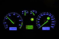 Free Car Dashboard Stock Photography - 1655212