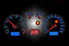 car dashboard Στοκ φωτογραφίες με δικαίωμα ελεύθερης χρήσης
