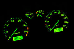 Free Car Dashboard Royalty Free Stock Photos - 1766468