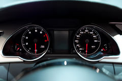 Car Dashboard. Stock Photography