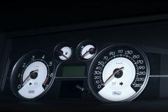 car dashboard Στοκ εικόνα με δικαίωμα ελεύθερης χρήσης
